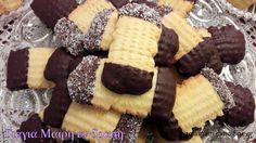 Μπισκότα βουτύρου by Mairh |