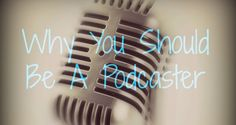 Why you should be a podcaster. 6 reasons why it's a good idea to start podcasting for your small business and James Schramko's 21 tips on how to get the most out of it. #podcasttips