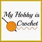 """My Hobby is Crochet"" Blog   FREE Crochet Patterns and Tutorials: http://www.myhobbyiscrochet.com/       #crochet #freecrochetpatterns"