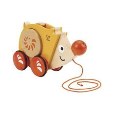 Black Friday 2014 Hape Early Explorer Walk Along Hedgehog Pull Toy from Hape Cyber Monday Wooden Puzzles, Wooden Toys, Hape Toys, Black Friday Toy Deals, Pull Along Toys, Newborn Toys, Baby Newborn, Newborns, First Birthday Gifts