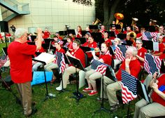 Celebrate America with the Mesquite Community Band tonight, June 27, 2016,  7:00pm at the Mesquite Arts Center. Bring your lawn chairs, picnic blankets and enjoy a night of music. #realtexasflavor #musicinthepark #MIP #community #mesquitecommunityband #dfw #mesquitetx #music #performingarts #entertainment #celebrate #America