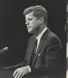 """In Memory Of  John Fitzgerald """"Jack"""" Kennedy  May 29th 1917 – November 22nd 1963"""