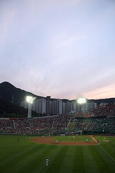 A Day at Sajik Stadum – Lotte Giants Baseball on http://busan.for91days.com