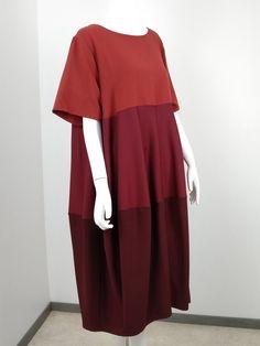 La robe boule dégradée Corsage, Kimono Top, Women, Fashion, Skirt, Tulip Dress, Moda, Fashion Styles, Fashion Illustrations