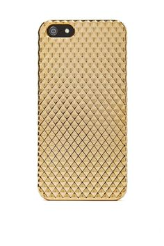 Strike Gold iPhone 5 Case | Shop Accessories at Nasty Gal