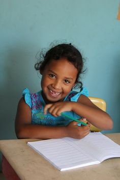 We think #Easter is the perfect time to write to your sponsored child. Click to read why . . .
