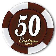 Ficha de 50 - Color Marrón