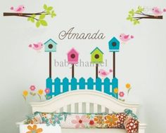 baby walls design - Google Search