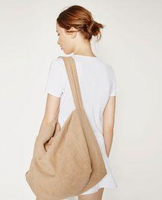 SOFT LINEN BAG