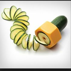 Or this mini-courgette one. | 21 Kitchen Gadgets You Need To Buy Right Now