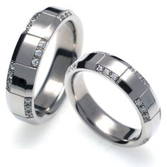 Shop from TATIAS for the best collection of titanium and gold jewelry at affordable price. Choose from rings, necklaces, earrings, bracelets, and more. Come and visit us today to buy the best jewelry. Engagement Rings Couple, Engagement Ring Cuts, Vintage Engagement Rings, Wedding Rings Vintage, Wedding Bands, Couple Bands, Tungsten Jewelry, Titanium Rings, Gold Bangles