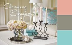 This is one of my favorite vignettes in our spring catalog. http://.pamanders.willowhouse.com
