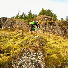 No fear by @9erider #mtb #mountainbike #enduro #crosscountry #offroad #nature #ride #bike #downhill