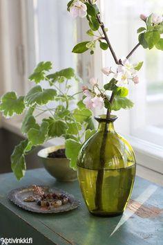 Näin sisustat kukkaoksilla | Kotivinkki