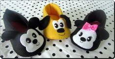 sapatinhos de bebe Disney cutes