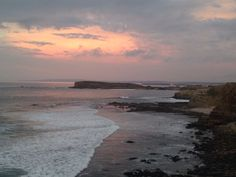 Praia Peniche.