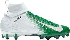 Shop a great selection of Nike Men's Vapor Untouchable 3 Pro Football Cleats White/Green). Find new offer and Similar products for Nike Men's Vapor Untouchable 3 Pro Football Cleats White/Green). American Football Cleats, Mens Football Cleats, Football Shoes, Men's Football, Casual Sneakers, Sneakers Nike, Asics Men, Nike Vapor, Green Shoes