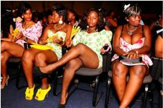 see why many flashy, classy babes were stranded and lonely of Valentine's day, don't repeat their mistakes..
