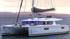 Yacht Charter Greece, Catamaran Charter, Sailing Catamaran, Best Boats, Cool Boats, Yacht For Sale, Boats For Sale, Elan Yachts, Catamaran Design