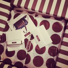 Not to brag, but my friends are so much better than yours! #surprises #henribendel #Padgram