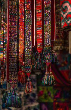 Indumentaria indígena Guatemalteca