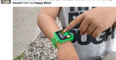 #McDonald's serving up fitness trackers in Happy Meals - USA TODAY: USA TODAY McDonald's serving up fitness trackers in Happy Meals USA…