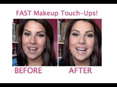 Maintain your #naturalBEauty all day long! Watch this tutorial by Emily Noel to learn simple steps for touching up your makeup.