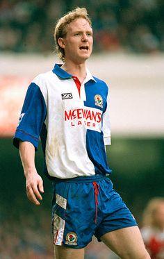 circa 1990 David May Blackburn Rovers 19881993 Blackburn Rovers Fc, Premier League Teams, Vintage Football, Fifa, David, Defenders, Legends, Collection, Photos