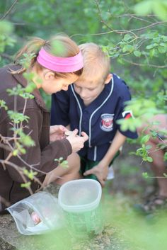 Frugal fun for the entire family:  Letterboxing and geocaching