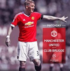 @ManUtd vs. Club Brugge