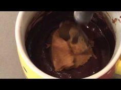 Mug Cake de Chocolate y Mantequilla de Cacahuete
