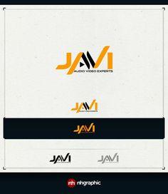 Create a new logo design for JAVI AV! by Foxphic