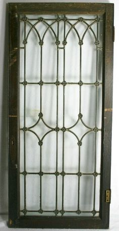 Gothic leaded glass window: possible pattern Stained Glass Designs, Stained Glass Projects, Stained Glass Patterns, Leaded Glass Windows, Stained Glass Panels, Glass Door, Beveled Glass, Mosaic Glass, Glass Art