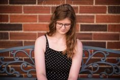 Mackenzie : Class of 2020 — Carrie Krupke Small Font, Class Of 2020, Carry On, Fashion, Cheer Up, Young Women, Eyeglasses, Guys, Moda