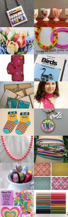Early Spring Gifts by Maggie Williams on Etsy--Pinned with TreasuryPin.com