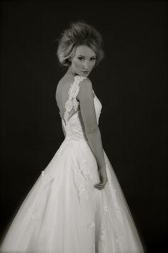 Ivory Pencil Wedding Dresses