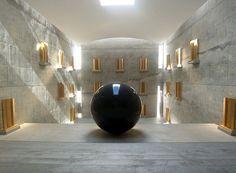 Naoshima Contemporary Art Museum by Tadao Ando   snyderstudio