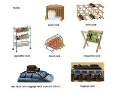 different+types+of+racks+in+english.jpg (400×318)