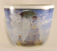 Goebel Artis Orbis - Claude Monet Vase - Limited Edition 227/1000