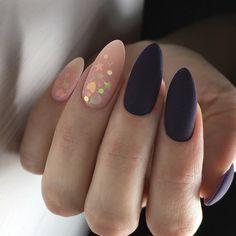Nails gel, we adopt or not? - My Nails Cute Acrylic Nails, Cute Nails, Pretty Nails, Yellow Nails, Pink Nails, Neue Tattoos, Minimalist Nails, Dream Nails, Classy Nails