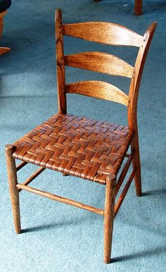 Welcome To My Fabric Chair Seat Weaving Post! About A Year Ago, I Decided  That I Had Too Many Ladder Back Chairs In My Shop, Dwellings.