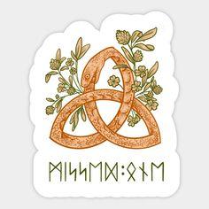 Missed One - Pagan - Sticker | TeePublic