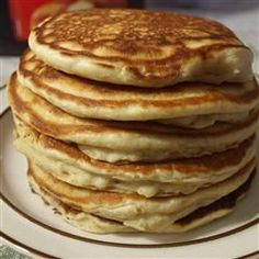 So delicious And very filling. Oatmeal pancakes recipe