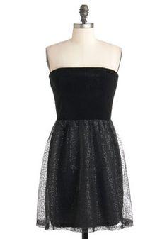 Waxing Elegant Dress #modcloth #partydress