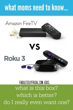 Amazon Fire TV is an awesome new way to connect your HDTV to a world of online entertainment. My brother in law had talked me into buying a Roku 3, but after reading the specs on the Amazon Fire TV, I am getting one of these instead!  Why?  Let me tell you all about it…