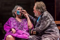 Aos 80 anos, Maria Alice Vergueiro dirige e atua no espetáculo Why the Horse?, em busca de novos desafios com seu Grupo Pândega de Teatro.