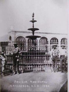 POLICÍA DE MATEHUALA EN 1890--------