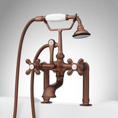 Deck-Mount Telephone Faucet