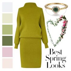 """Best Spring Looks"" by metisu-fashion ❤ liked on Polyvore featuring H&M"