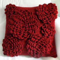 Hey, I found this really awesome Etsy listing at https://www.etsy.com/listing/155522417/multi-flower-pillow-cover-pdf-crochet